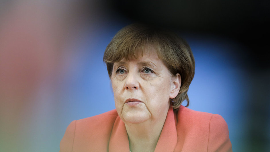 German Chancellor Angela Merkel attends her annual summer news conference in Berlin