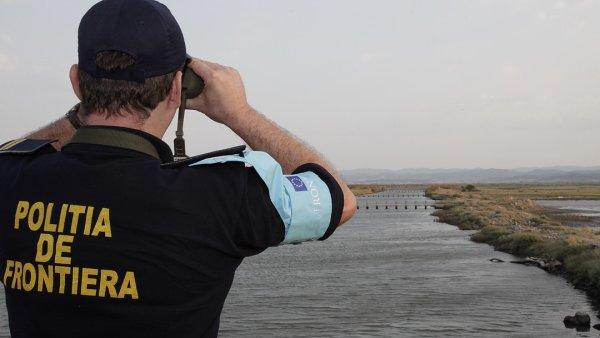Vl�da souhlas� s n�vrhy EK na zp��sn�n� ochrany hranic � ilustra�n� foto.