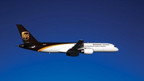 Zboží mezi Prahou a Kolínem nad Rýnem přepraví Boeing 757.