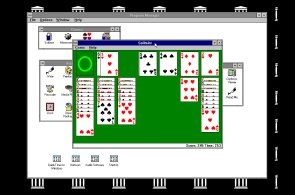 Počítačová archeologie v prohlížeči: Pusťte si Windows 3.1 a zahrajte třeba Solitaire