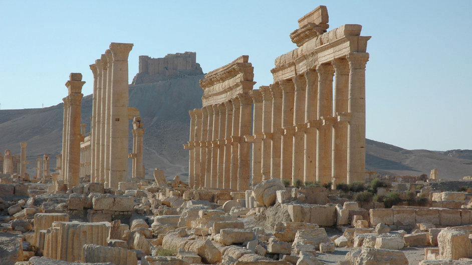 Syrská armáda dobyla Palmýru, zahrnutou do seznamu světového dědictví UNESCO.
