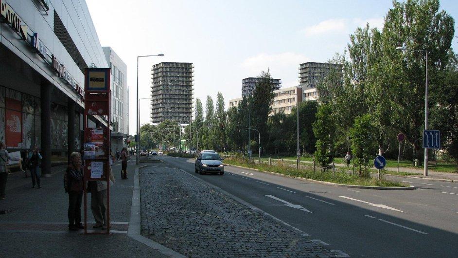 Rezidence Park Kavčí Hory