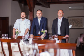 Kuchyn� jako za Rakouska: Brno �ije gastronomi�. Vlastn� restauraci tam otev�el i David Rus��k