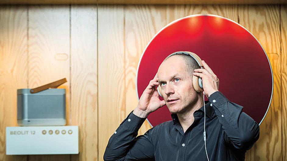 Ozvučené Lašsko. Před pár lety přišel na severní Moravu výrobce prémiové audiovizuální techniky Bang & Olufsen. Dánskou společnost v Lašsku řídí Pavel Merhout.
