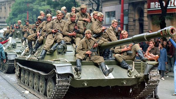 Nový projekt vznikne při příležitosti 48. výročí invaze vojsk Varšavské smlouvy.
