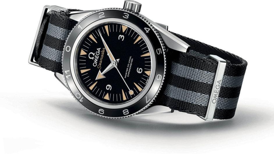 Stálicí nabídky značky Omega jsou hodinky řady Seamaster 300, které byly původně určené pro potápěče.