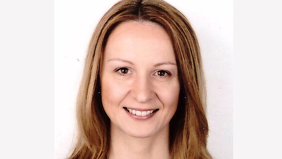 Vladimíra Formánková, marketingová ředitelka společnosti Pivovary Staropramen