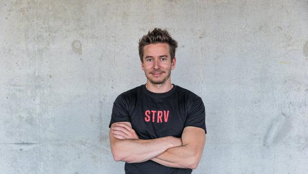 """""""Lepší je jezdit po Silicon Valley na kole, než v Česku v bavoráku. Lepší místo pro startupový byznys na světě zkrátka není,"""" říká David Semerád z STRV."""