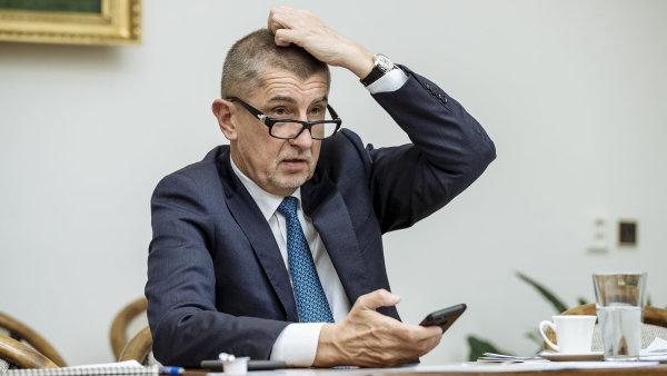 Šéf ANO čelil kritice nejen za to, že si vytáhl nezdaněné peníze z vlastní firmy.