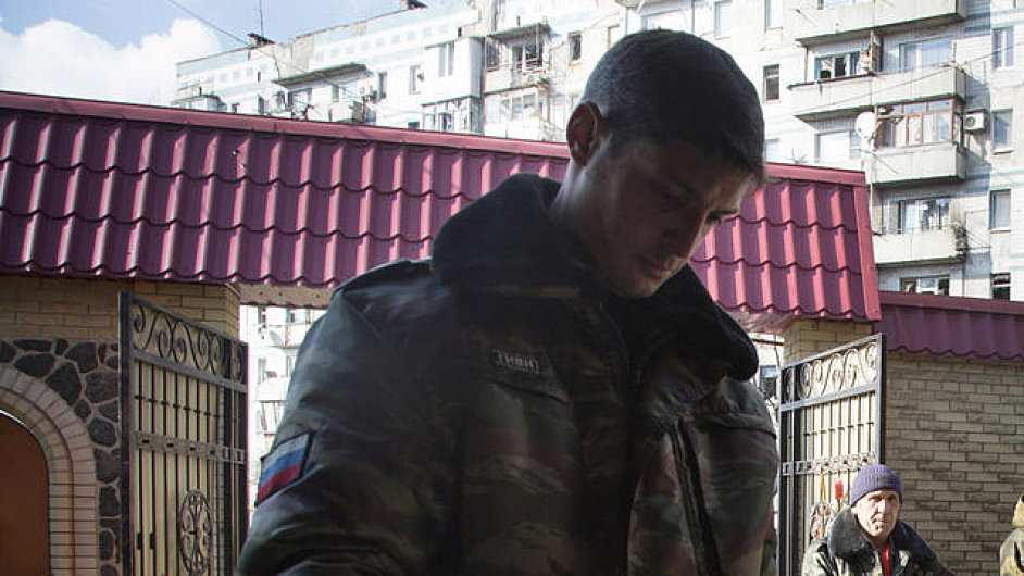 Povstalecký velitel Givi, zemřel v únoru 2017