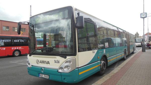 Stávkovat budou i řidiči společnosti Arriva - Ilustrační foto.
