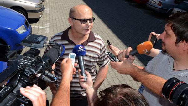 Bývalý šéf Správy státních hmotných rezerv Ondrej Páleník.