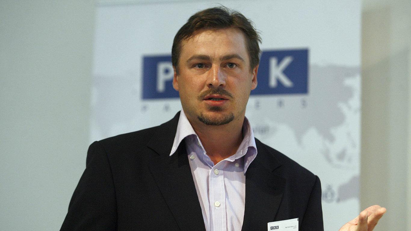Robert Němec. Partner, PRK Partners.
