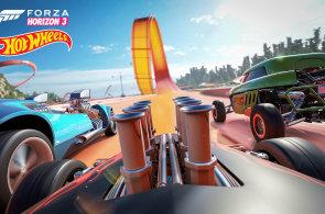 Autíčka Hot Wheels ve hře Forza Horizon 3 jsou boží