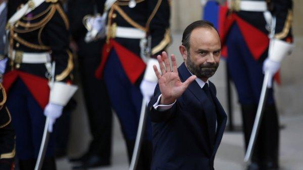 Nový francouzský předseda vlády Édouard Philippe