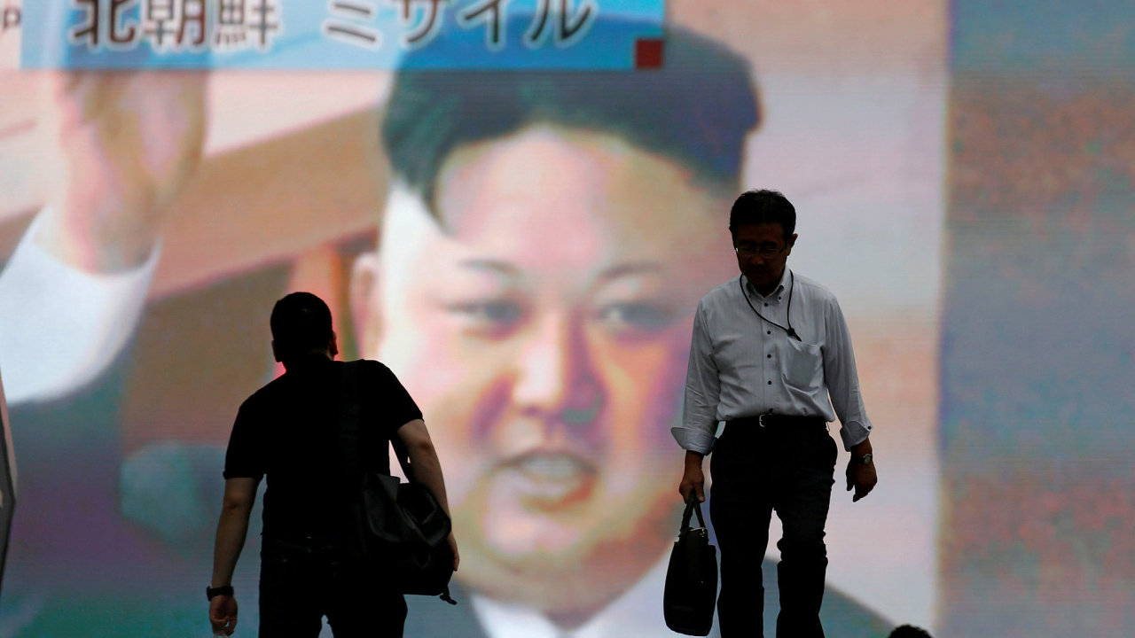 KLDR odpálila další balistickou raketu, informují japonská média.