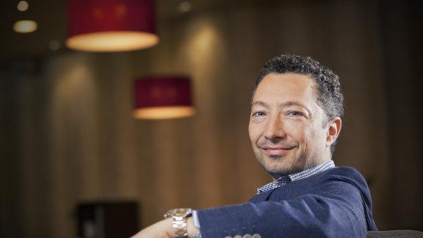 Šéf PayU pro Evropu, Blízký východ a Afriku Mario Shiliashki.