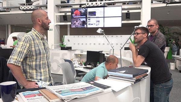 Kdy jsou šéfredaktoři a novináři nejvýkonnější?