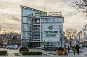 Ruská banka Sberbank navýšila čistý zisk meziročně skoro o 64 procent.