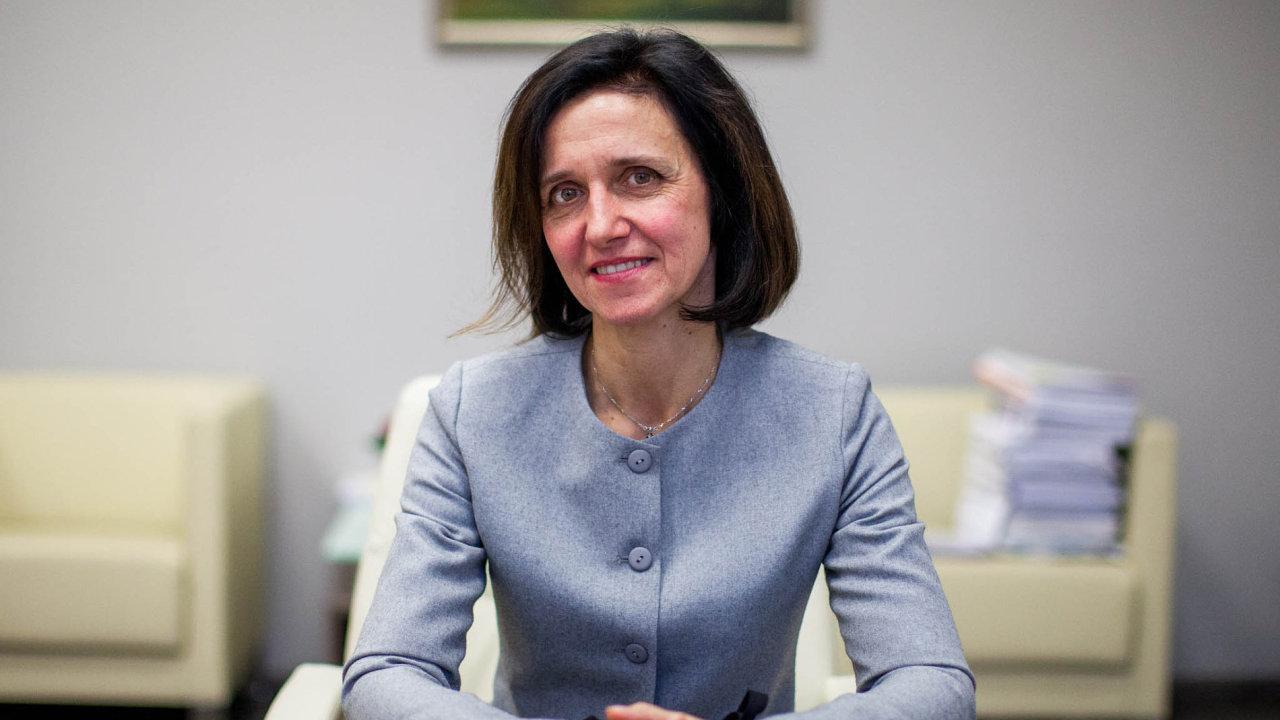 Soudkyně Ústavního soudu ČR Kateřina Šimáčková.
