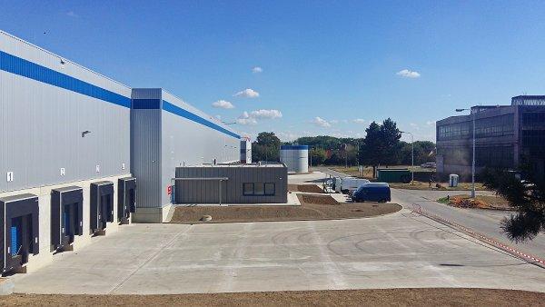Logistika park Pardubice se rozrůstá a stále nabízí prostory pro potenciální výstavbu.