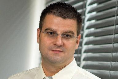 Evžen Chlanda, marketingový ředitel Provident Financial