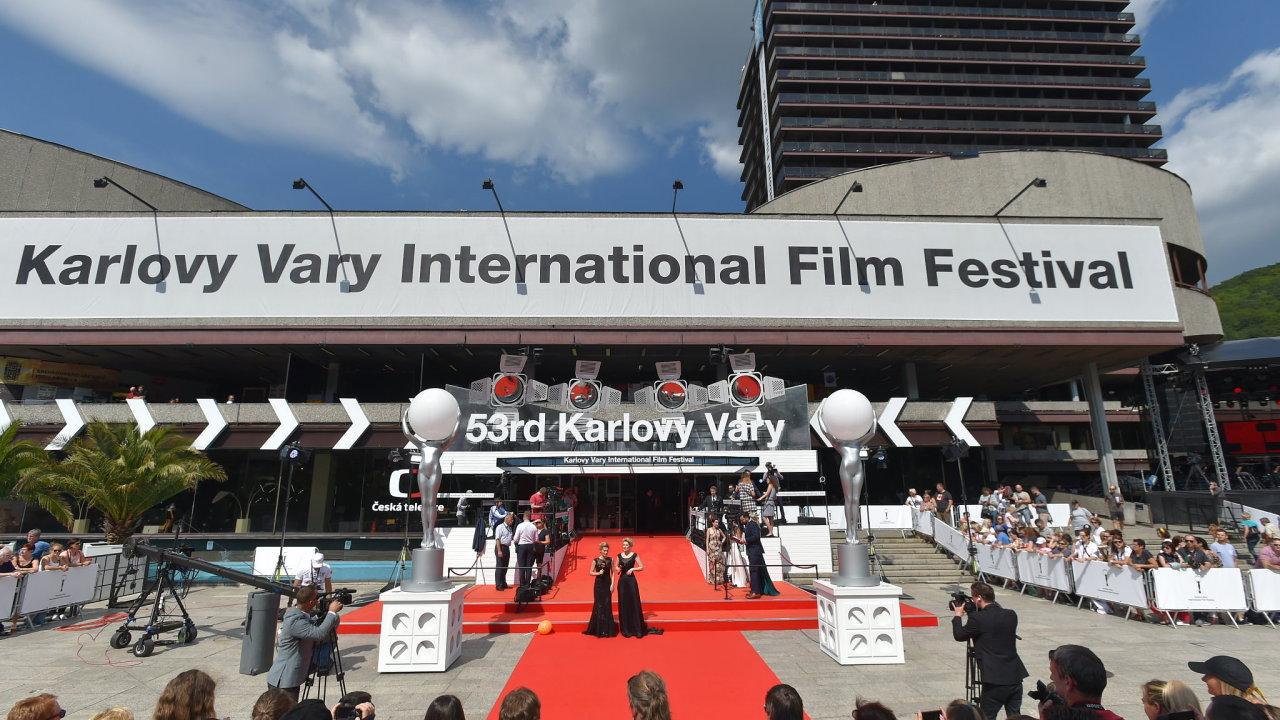 Karlovy Vary – 53. ročník  mezinárodního filmového festivalu