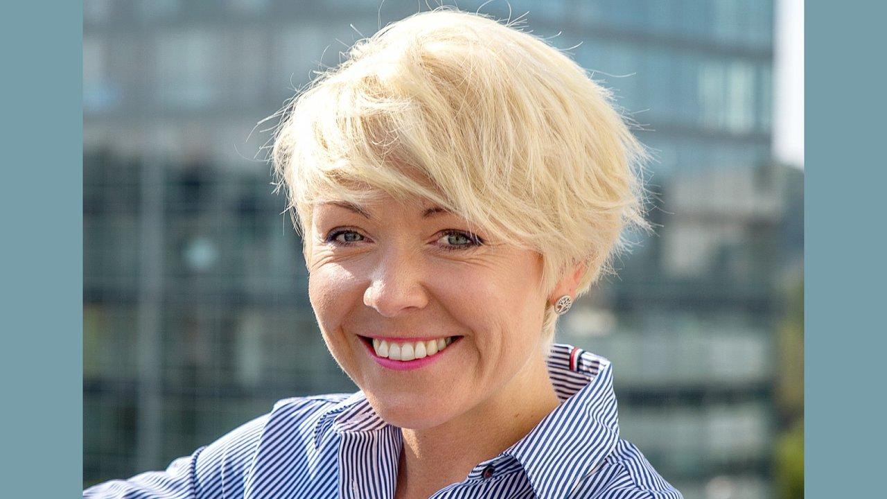 Barbora Čermáková, Chief Talent Officer komunikační skupiny Publicis Groupe