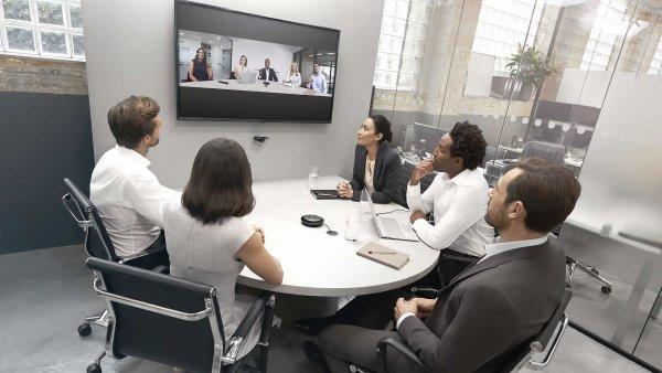 Inteligentní video řešení Jabra PanaCast pro týmovou spolupráci