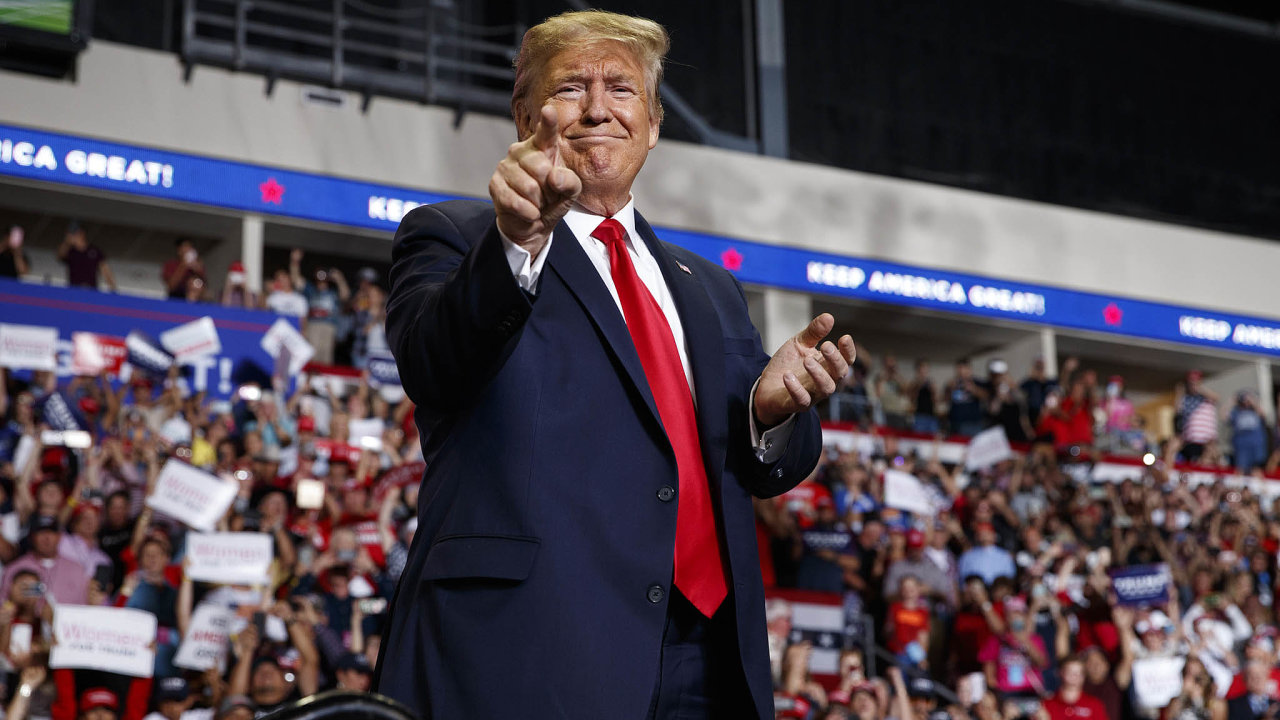 Na Trumpovy sliby, že ukončí