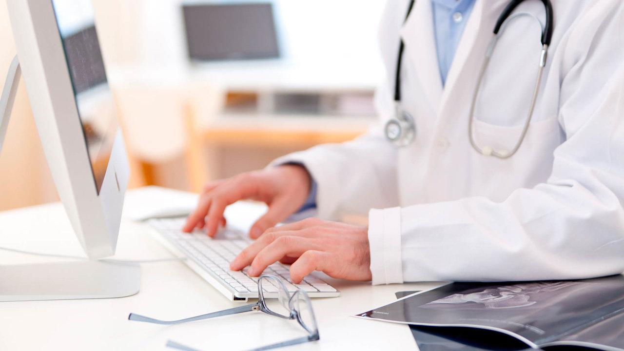 Nemocný půjde domů, ordinace, firma aČeská správa sociálního zabezpečení si zprávu předají elektronicky.