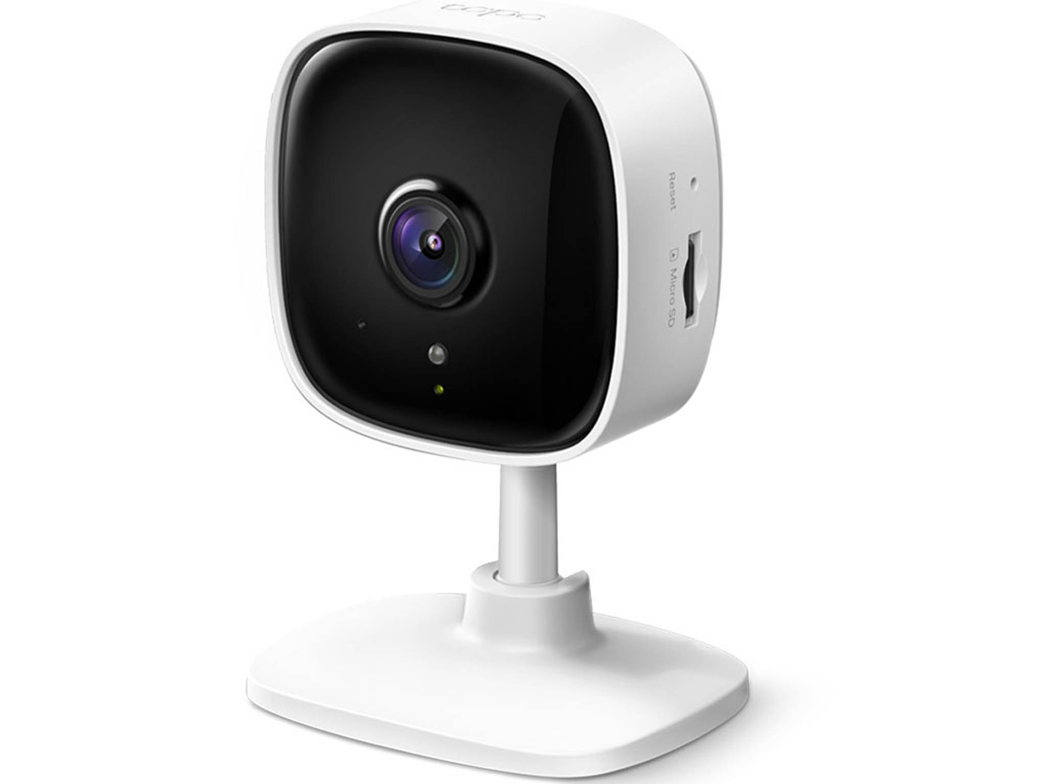 Rodiče, kteří chtějí vědět, co se děje doma, když jsou vpráci aděti v době epidemie nemohou doškoly, mohou využít online kamerku TP-Link Tapo C100 sFull HD rozlišením anočním viděním.