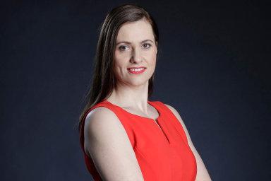 Anna Hoerová (45), viceprezidentka pro péči aprodej, Vodafone