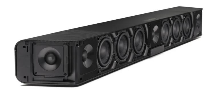Sennheiser vyrobil svůj prnví soundbar, a hned je nejlepší na trhu