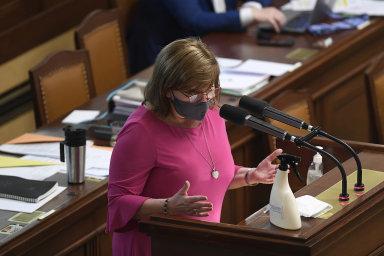 Ministryně financí Alena Schillerová možná navrhne další zvýšení schodku státního rozpočtu.