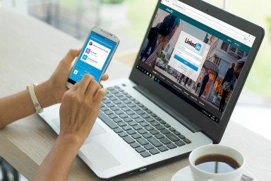 LinkedIn ztratil schopnost najít ideálního kandidáta pod návalem nerelevantních nabídek od personalistů.