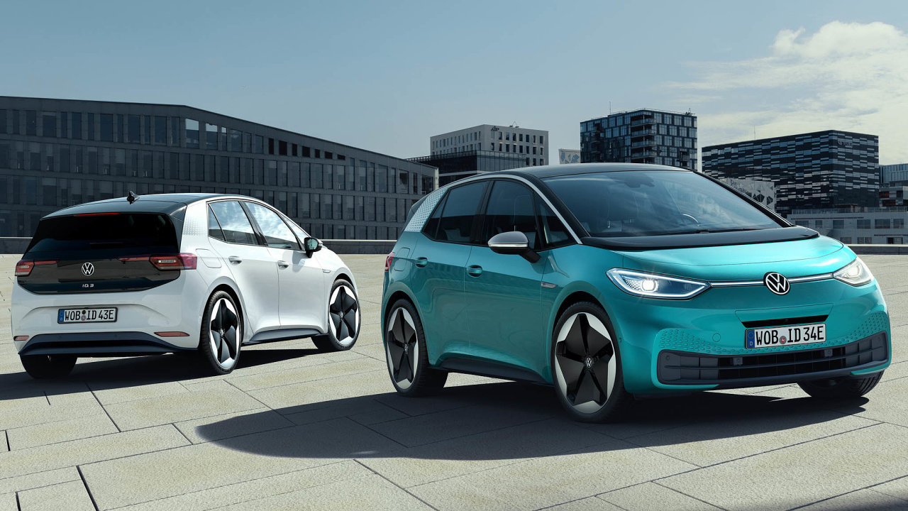 Elektromobil VolkswagenID.3