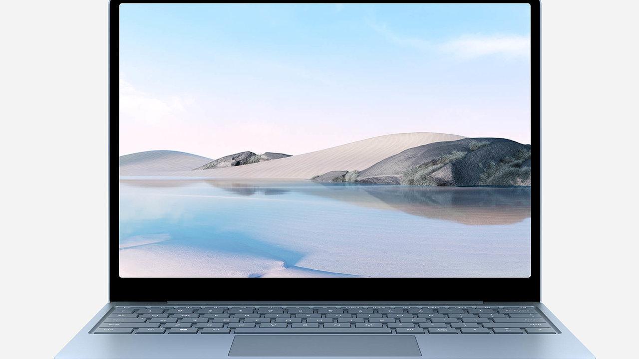 Laptop Go osloví zejména ty, kteří hledají pohledný přenosný(váží 1,1 kg)notebook použitelný pro práci vomezeném prostoru, například nastolku vevlaku, naklíně vautobusu nebo vposluchárně.