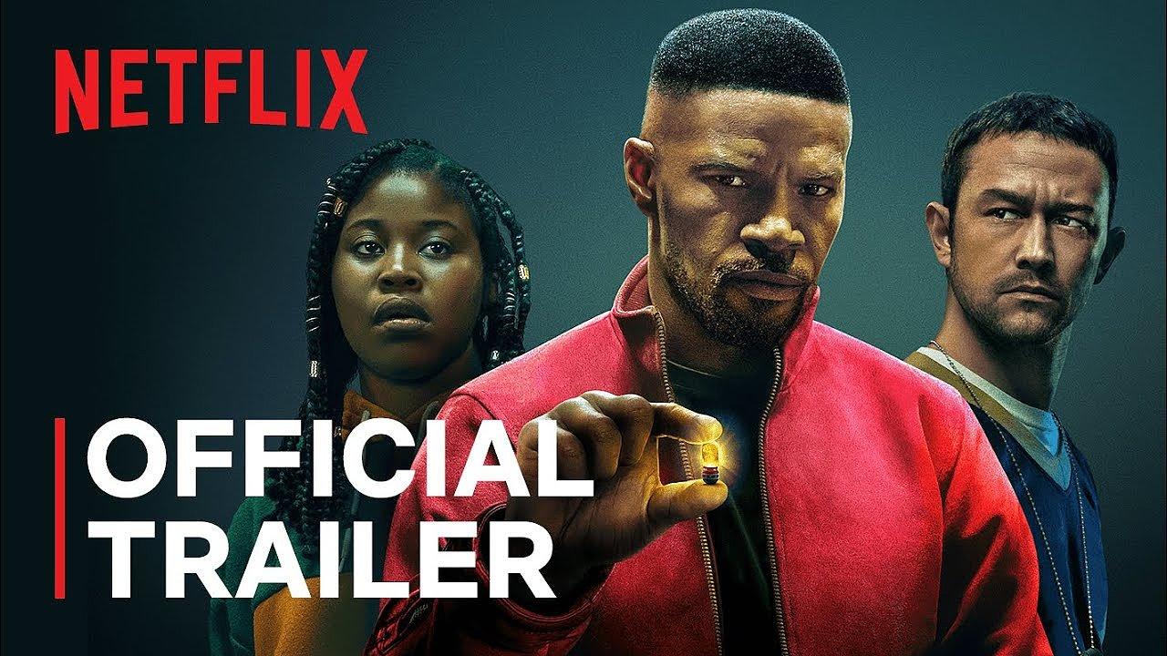 Netflix se začal bránit sdílení přihlašovacích údajů mezi lidmi, kteří nejsou z jedné domácnosti. Na snímku Jamie Foxx jako hlavní představitel filmu Project Power.