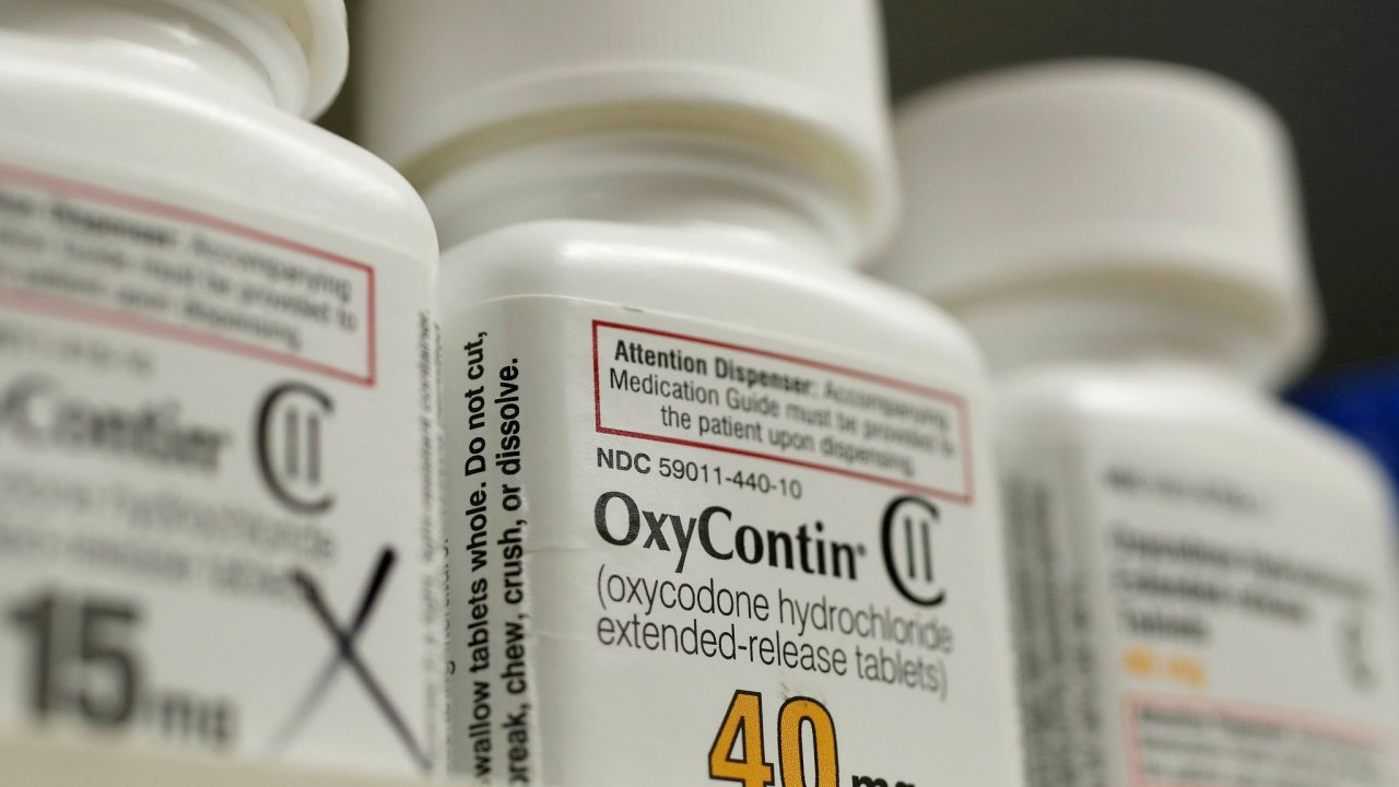 Purdue Pharma, OxyContin