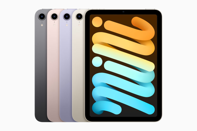 iPad mini má nový konektor a větší obrazovku s menšími rámečky