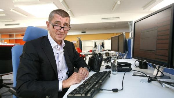 Andrej Babiš, Agrofert