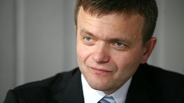 Spolumajitel finanční společnosti Penta Jaroslav Haščák.