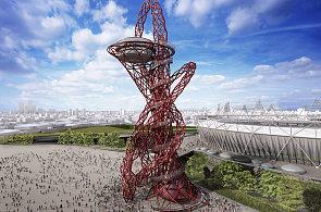Londýn otevřel nejvyšší plastiku v Británii. Eiffelovku také kritizovali, věří si její autor