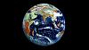 Sn�mek Zem� po��zen� rusk�m satelitem Elektro-L 1
