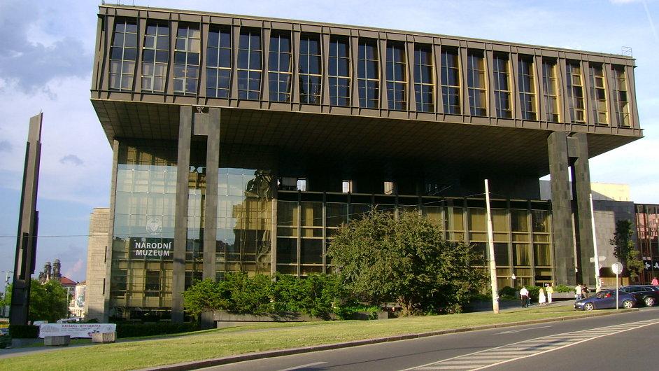 Budova bývalého Federálního shromáždění