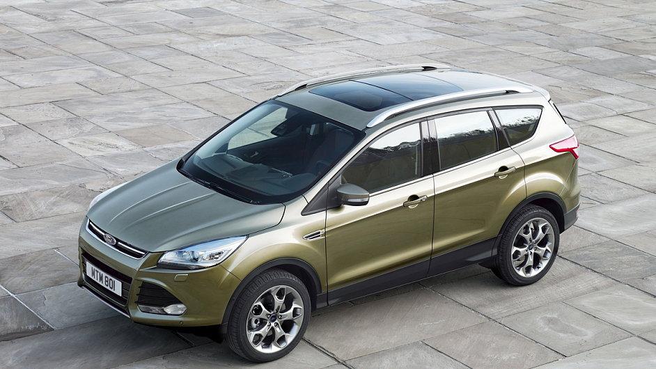 Nový Ford Kuga