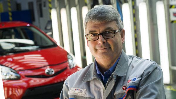 Patrice Le Guyader, viceprezident automobilky TPCA