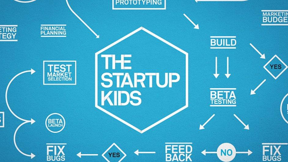 Film Startup Kids míří do Česka.
