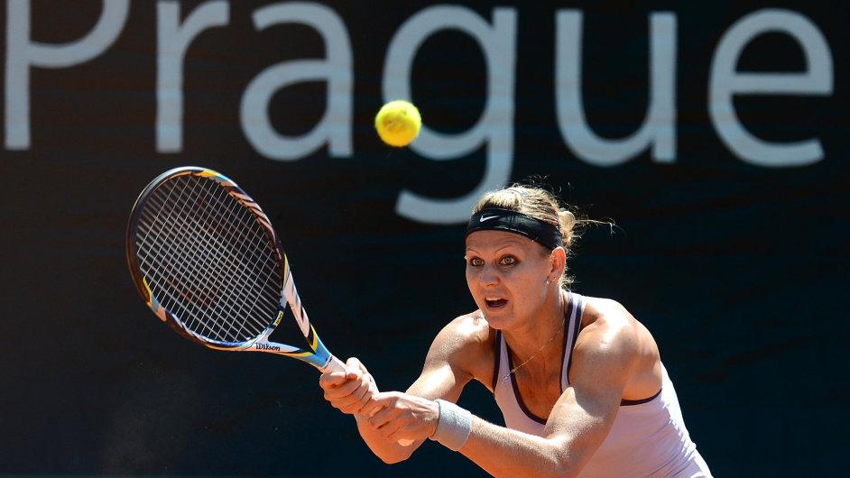 Lucie Šafářová ve finále ITF Sparta Prague Open